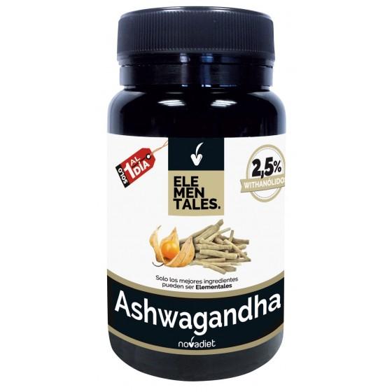 ASHWAGANDHA 30 CAP ELEMENTALES