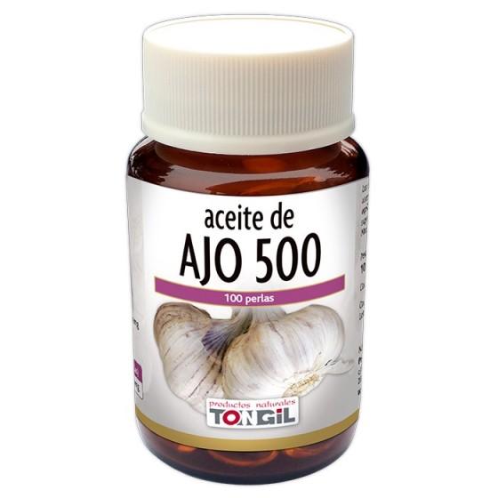 ACEITE DE AJO 500 100...