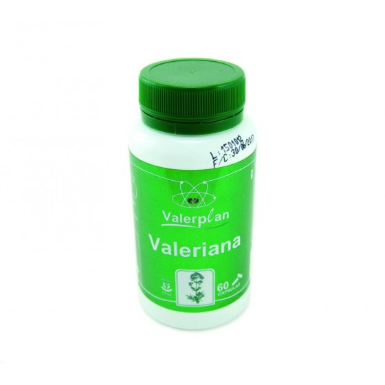 VALERPLAN 60 CAPS