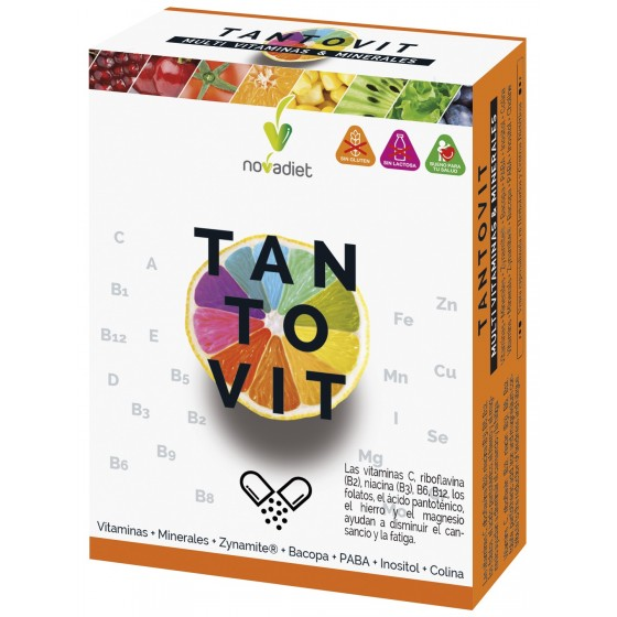 TANTOVIT 30 COMP NOVADIET