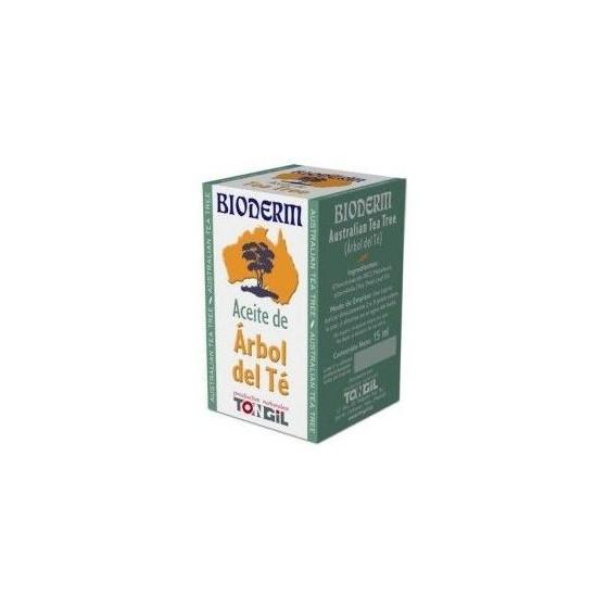 BIODERM TEA TREE 100% PURO...