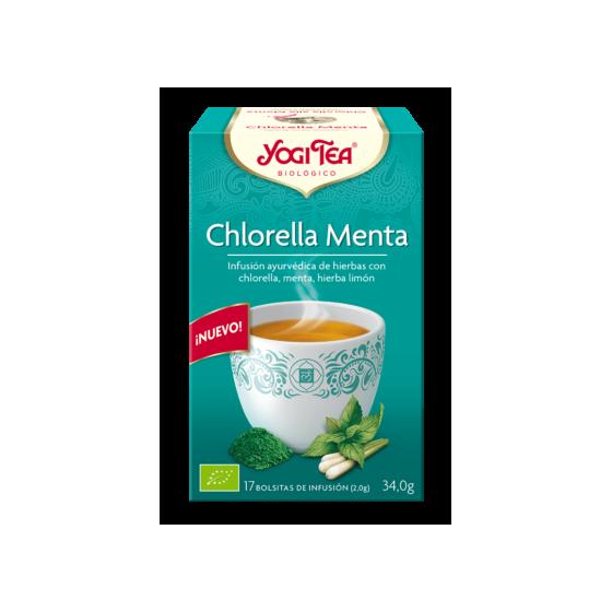 YOGI TEA CHLORELLA MENTA 17...