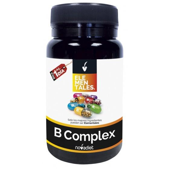 B-COMPLEX 60 CAPS ELEMENTALES