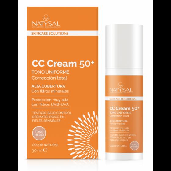 CC CREAM VITAMINA C SPF 50+...