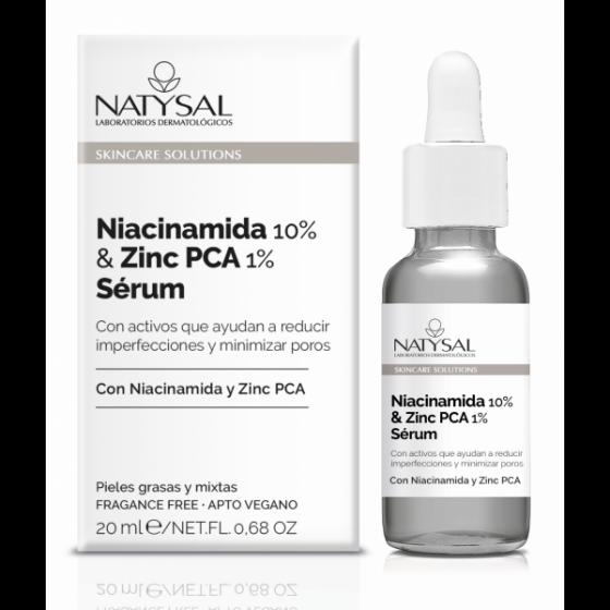 SERUM NIACINAMIDA 10% ZINC...
