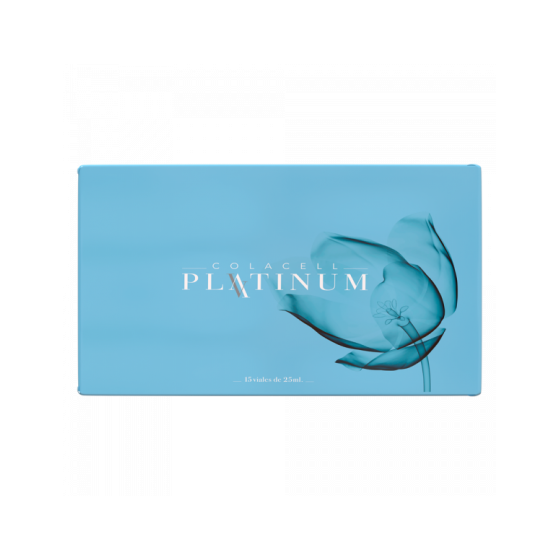COLACELL PLATINUM 15 VIALES...