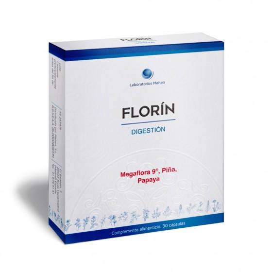 FLORÍN - Mahen - 30 cápsulas