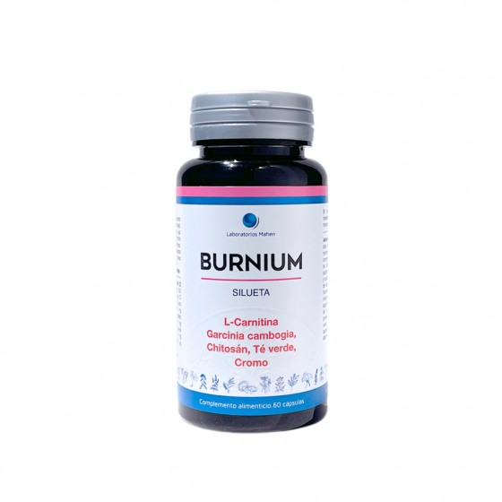 BURNIUM - Mahen - 60 cápsulas