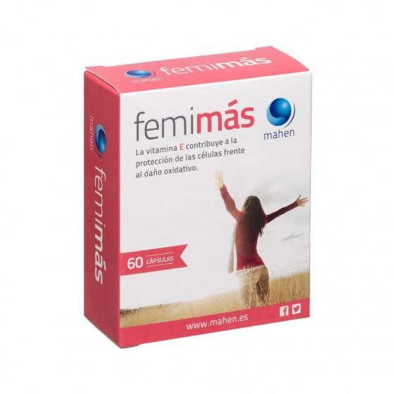 FEMIMÁS - Mahen - 60 cápsulas