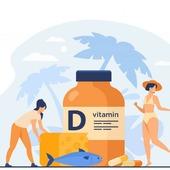 🌞Vitamina D o vitamina del sol. Se estima que a nivel mundial existe déficit de vitamina D aproximadamente 50% de la población entre 18 a 60 años y que puede llegar al 87% de las personas mayores de 60 años. 💛Es conocida como la vitamina del sol ya que se sintetiza principalmente a partir del colesterol cuando la piel se expone al sol. 🌞Se puede producir cantidades adecuadas de vitamina D con una exposición moderada al sol en cara, brazos y piernas de entre 15 y 30 minutos entre las 10h y las 12h. Podemos obtenerla de alimentos como pescados grasos ( atún, caballa, salmón) ,aceite de hígado de pescado, leche, huevos y mantequilla. 🦴Su principal función es la de favorecer la absorción de calcio y fósforo desde nuestra dieta y de esta forma mantener una estructura ósea saludable.  También es muy importante en los procesos del sistema inmunologico. #herbolariosartesano #enartesanotecuidamos #vitaminad#huesos#sol#sistemainmune#cuidarse#complementos