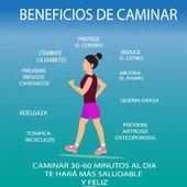 🚶🚶♀️Sabías que caminar dos kilómetros al día, unos 30 minutos, reduce un 28% las posibilidades de sufrir una parada cardíaca? ❤ 🌞Caminar es una excelente manera de mejorar la salud y una actividad fácil de integrar en la mayoría de los estilos de vida. 🌜Diversos estudios muestran que para las personas que hacen poco ejercicio o ninguno, caminar a buen ritmo dos veces a la semana puede convertirse en una fuente de salud. Las mayores ventajas de caminar son que no requiere entrenamiento previo y que es accesible para la mayoría de las personas. Entre los muchos beneficios ... 📌Mejora tu capacidad de concentración.  📌Disminuirán los efectos del estrés.  📌Dormirás mejor. 📌Te sentirás mejor. 📌Te ayudará a controlar tu peso. 📌Reducirá la probabilidad de padecer enfermedades comunes. 😊Aprovechamos el buen tiempo y a caminar. #herbolariosartesano #enartesanotecuidamos #caminar #saludables #cuidadopersonal #pasoapaso